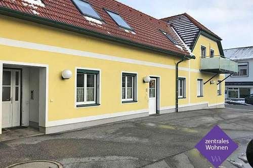 Großzügige Mietwohnung zentral in Fürstenfeld ...!