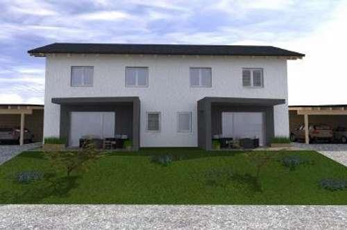 Provisionsfreie Doppelhäuser im Hügelland Grafendorf ...!