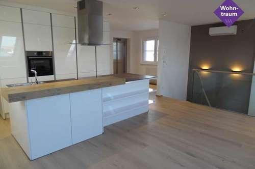 Neu errichtetes Luxus-Penthouse in absolut ruhiger Zentrumslage ...! (Aktion! - 50 % Provision)