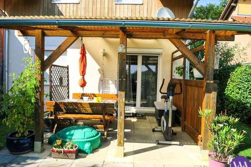 Provisionsfrei! Reihenhaus mit Garten in Katzendorf …!
