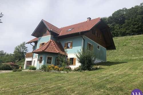 Einfamilienhaus in idyllischer Lage in Tieschen ...!