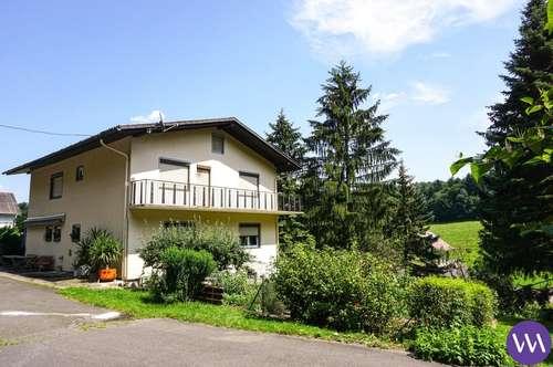 Idyllisches Mehrfamilienhaus in traumhafter Naturoase Nähe Bad Gleichenberg ...!