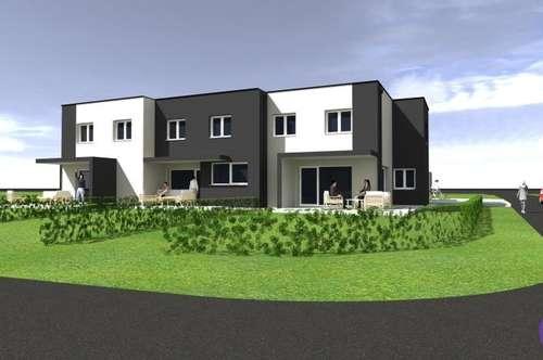 Provisionsfrei! Modernes Reihenhaus mit Terrassen in Oberwart ...!