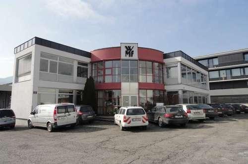 Betriebsliegenschaft mit Büro und Lagerflächen