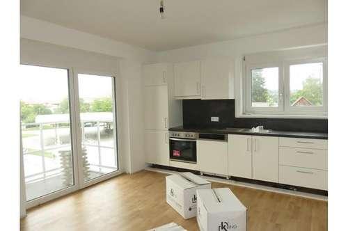 NEUBAU: Wunderschöne 3-Zimmerwohnung mit Balkon in Liebenau