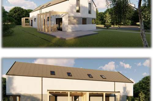 Wohnen im Grünen auf 100-140 m²