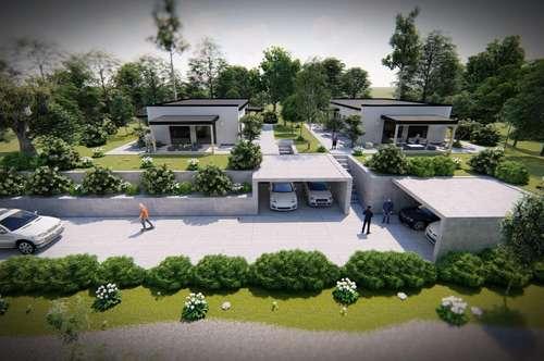 Wohnen in´m Grünen auf 100-140 m²