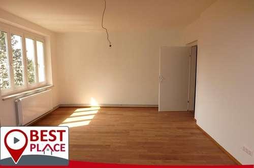 Günstige sonnige 2 Zimmer Wohnung in Erstbezugs-Qualität