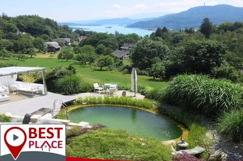Tibitsch: Luxuriöse Villa in TRAUMHAFTER AUSSICHTSLAGE!