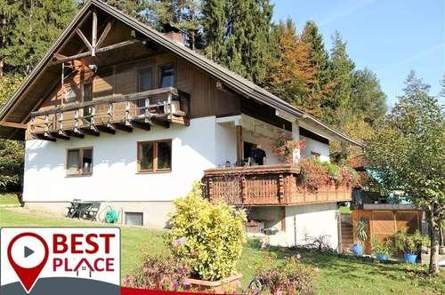 Am Land in Klagenfurt - Bringen Sie dieses junge Haus wieder zum Blühen!