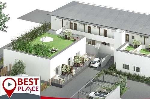2-Zimmerwohnung mit West-Terrasse - Bezug Anfang 2020