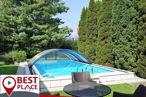 Charmantes Ein- oder Zweifamilienhaus mit Pool