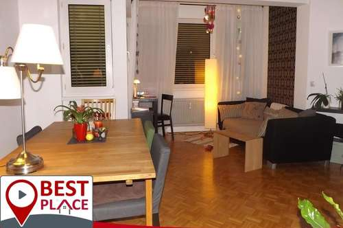 Preis-Leistung stimmt: LKH-Nähe, 3 Zimmer, inklusive Tiefgarage