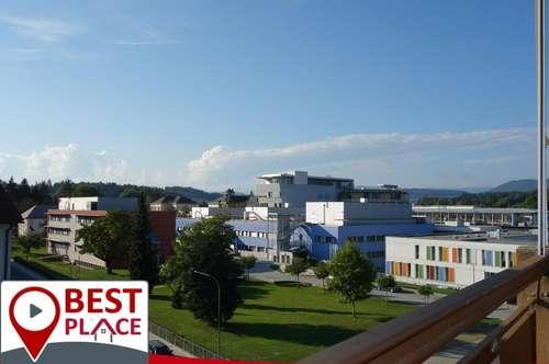 Klagenfurt- ZENTRUM: Nähe Krankenhaus 3 Zimmerwohnung