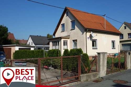 VERKAUFT: Die Chance für Anpacker: Mein Haus mit Garten in Klagenfurt!