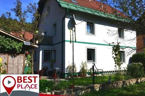 Eisenkappel: TOP-ANGEBOT! Großes Haus in schöner, ruhiger Ortsrandlage.