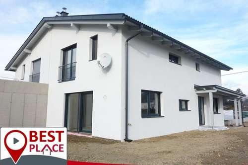Exklusives Doppelhaus als Eigentumsobjekt in Ebenthal