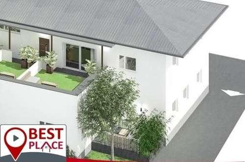 4-Zi-Pentouse mit West-Terrasse - Die Gute Idee baut