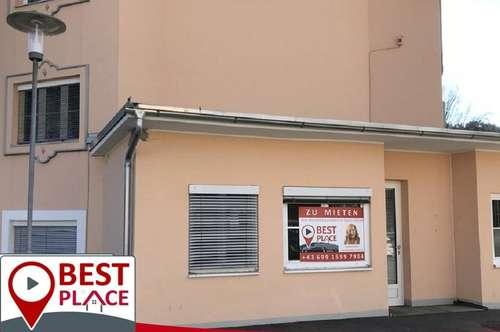 Klagenfurt-Viktring: Reizendes Geschäftslokal mit gediegener Ausstattung
