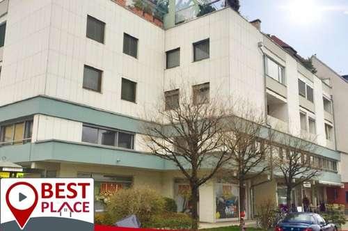 ARZTPRAXIS-BÜRO oder KANZLEI -260 qm entkerntes Büro in Innenstadtlage mit viel Potenzial