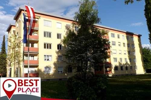 RESERVIERT: Sonnige 3 Zimmer Wohnung Klagenfurt