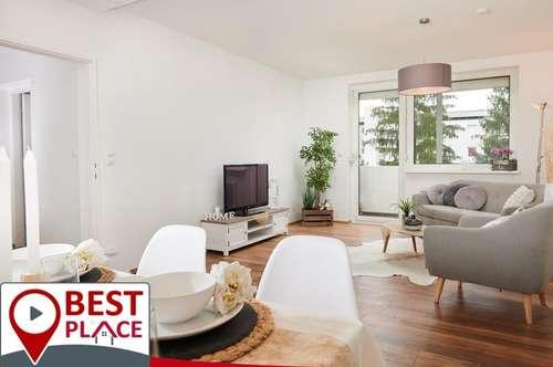 Stylische Wohnung mit Ausblick - Erstbezug nach Sanierung