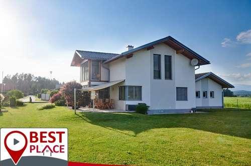 Traumhaftes Einfamilienhaus in Ruhelage 10 min vom Klopeiner See