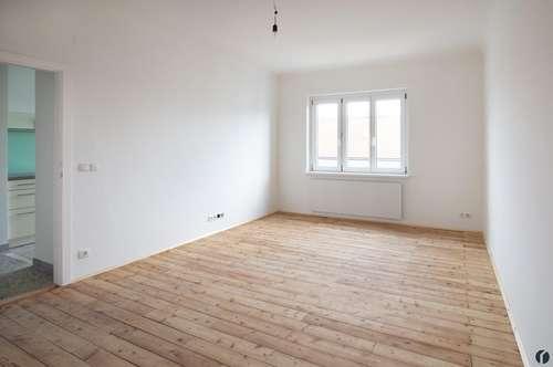 Erstbezug nach Generalsanierung: 3-Zimmer Wohnung in zentraler Lage