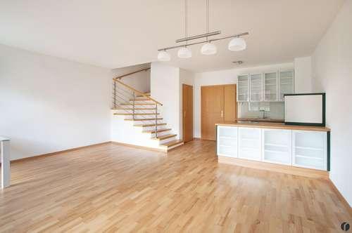 Schöne Maisonette Wohnung in zentraler Lage