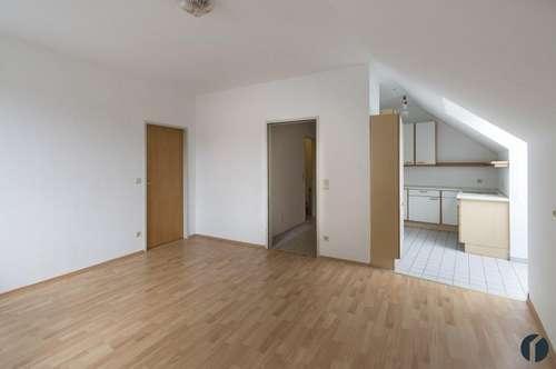 2-Zimmer Wohnung mit Tiefgarage im Zentrum von Stockerau