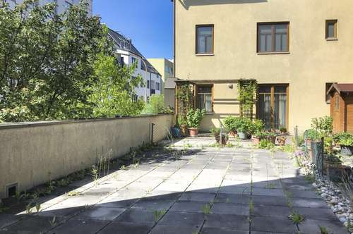 Wohnung mit Terrasse und Tiefgarage
