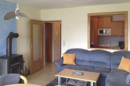 Gepflegte voll möblierte 2-Zimmer Wohnung