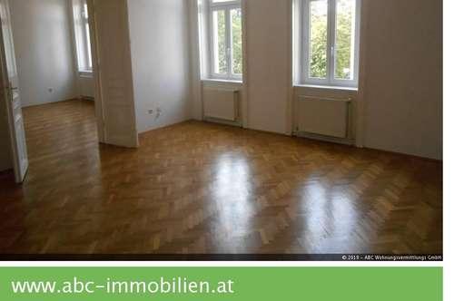 Unbefristete neu adaptierte 107m2 Altbaumiete,Grünblick