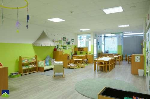 Perfekt ausgestatteter Kindergarten sucht Mieterin/ Mieter!