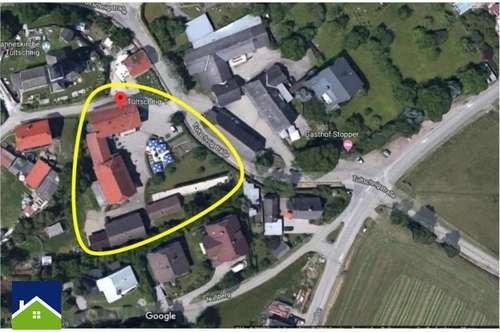 3.173 m² BAUGRUNDSTÜCK mit Bestandsobjekten