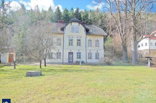 2 Zimmerwohnung in Weißenbach an der Triestig!