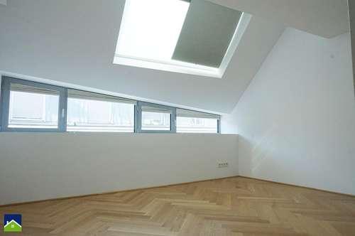 Trendige Dachterrassenwohnung mit Traumausblick nähe Fußgängerzone!
