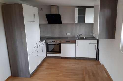 ITH LEISTBARE DG WOHNUNG! HELL, FREUNDLICHE 80 m², 4 ZI Mietwohnung im ZENTRUM HAUSMANNSTÄTTEN! PARKPLATZ
