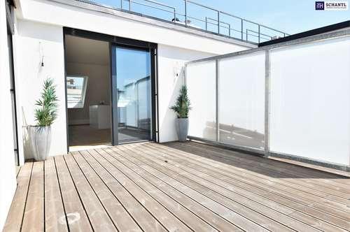 BEZAUBERND! Verlieben Sie sich jeden Tag auf´s Neue in diesen Ausblick! Wunderschönes Altbauhaus + Dachterrasse!