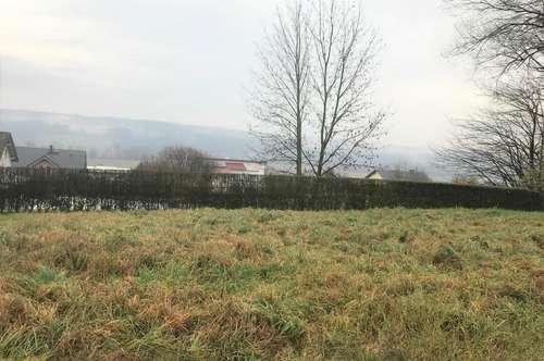 2-Thermenregion Bad Waltersdorf: Idyllisches Baugrundstück in absoluter Ruhelage