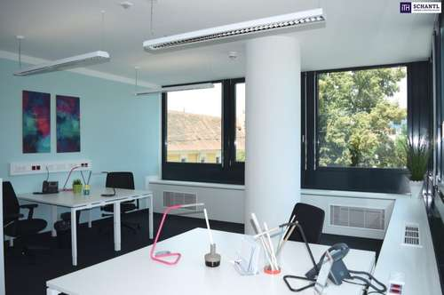 TOP BUSINESS in TOP LAGE: modernstes, serviciertes Büro in 8020 Graz!