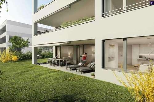 ITH Provisionsfrei TOP Eigentumswohnung in Graz! Neubau in TOP Lage! +Terrasse + Garten
