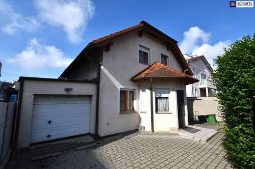Gepflegtes Haus mit 4,5 Zimmer, Garage und großem Garten - hier werden Sie sich rundum wohl fühlen!