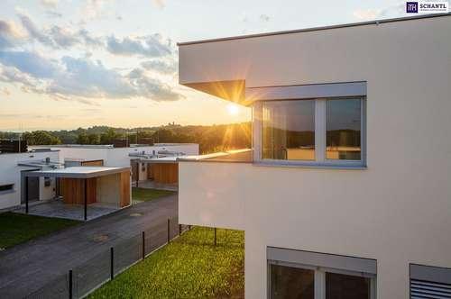 ITH: Ökologisches Neubau-Doppelhaus mit Riesengarten! PROVISIONSFREI!