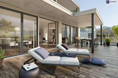 Penthouse mit 70 m² Dachterrasse - Bezugsfertig im Sommer 2019