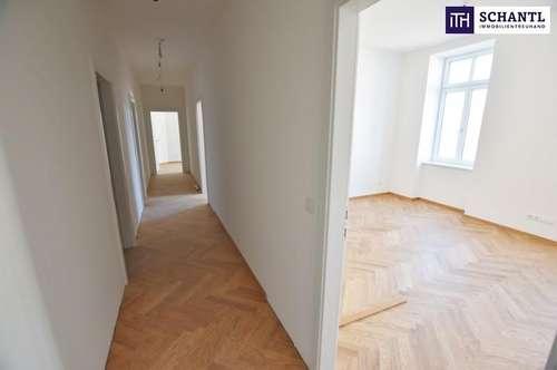 WOW! Traumhaftes Altbauhaus + Hochwertig sanierte Altbauwohnung mit Charme! Perfekte Raumaufteilung + Hofseitiger Balkon + Beste Infrastruktur!