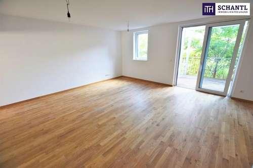 4-Zimmer Neubauwohnung mit hofseitigem Balkon - Leben am Puls der Stadt! Der perfekte Mix!