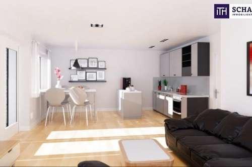 MODERNES NEUBAUPROJEKT IN TOP GRAZER LAGE! Top-Investition + 3-Zimmer Wohnung + Balkon + PROVISIONSFREI FÜR DEN KÄUFER!