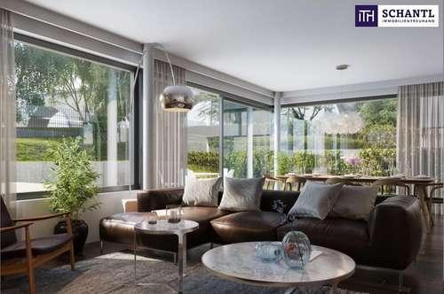 Das Beste in Baden! Luxuriöse 4-Zimmer-Gartenwohnung mit hochwertigsten Materialien! Fertigstellung 05/2019