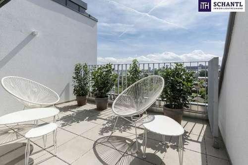 Herrliche Süd-Ausrichtung! Optimierte 3-Zimmer-Wohnung mit großer Terrasse + PROVISIONSFREI!